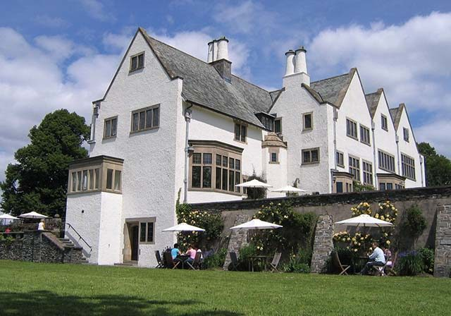 Blackwell House Exterior