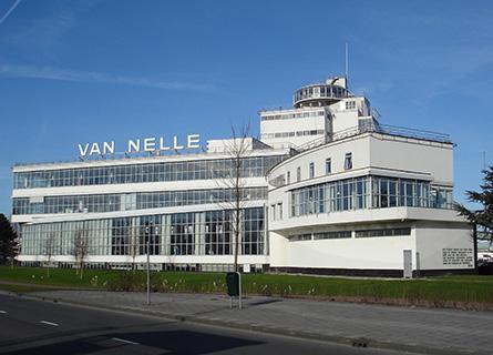 Rotterdam Van Nelle Fabriek